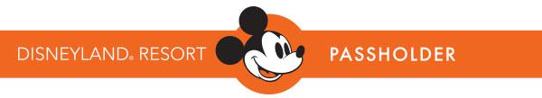 Disneyland Resort Passholder